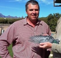 Retief and 1280, his 3 x 1st WCPTA winner.